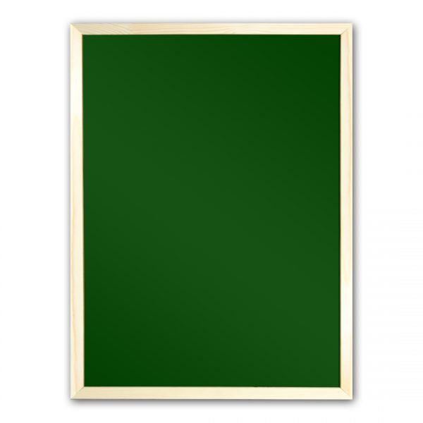 Грифельная доска (зеленая)