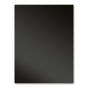 Грифельная доска в рамке на самоклеющейся ленте (черная)
